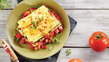 Effortless Turkey Lasagna
