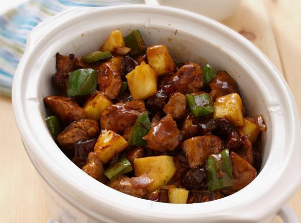 Hawaiian Turkey Slow Cooker Stew