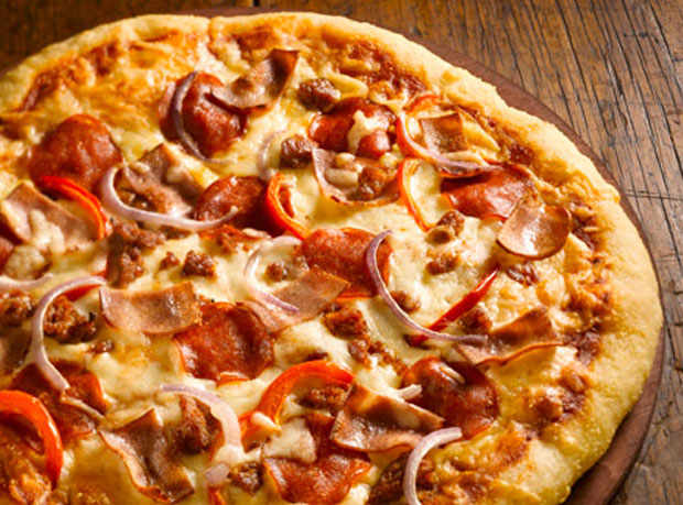 Incredible Turkey Lovers Pizza