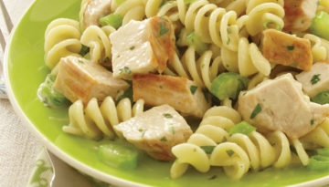 Turkey Tarragon Pasta Salad