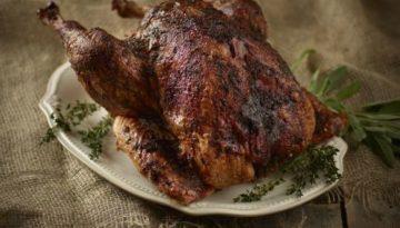 Smoked Spiced Turkey