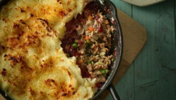 Turkey Cottage Pie