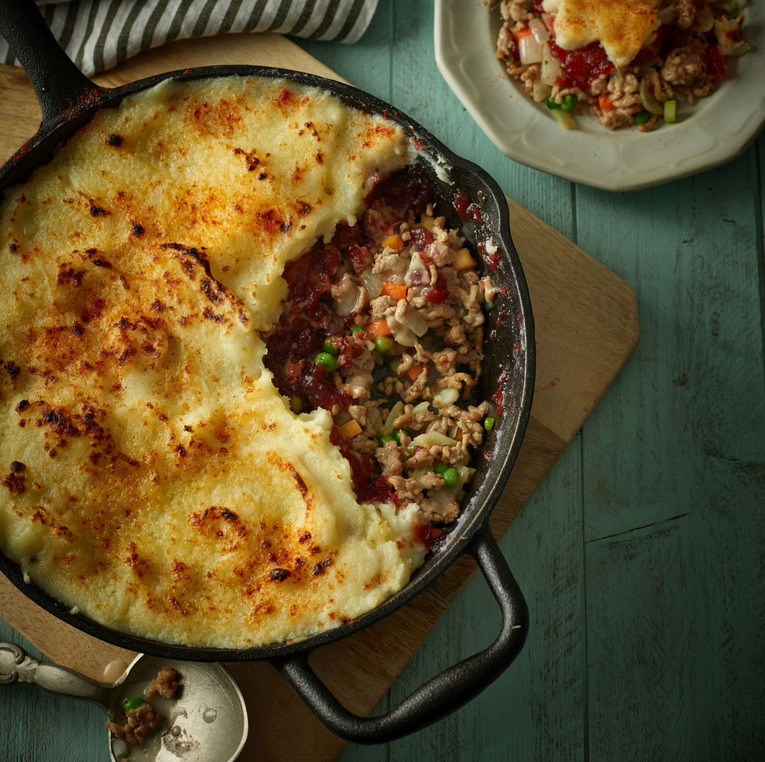 Turkey Cottage Pie