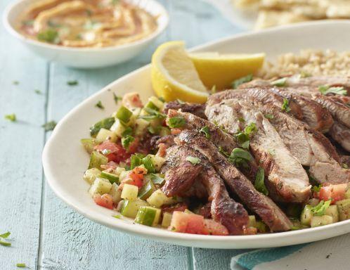 Turkey Shawarma