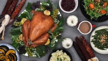 Deliciously Simple Herb Roasted Turkey