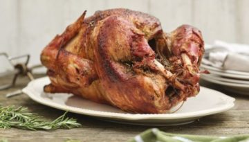 Whole Rotisserie Turkey