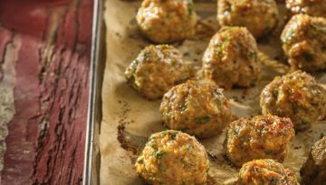 Simple Turkey Meatballs 200708-0001